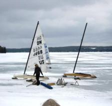 Ice Boats - JulieRichards