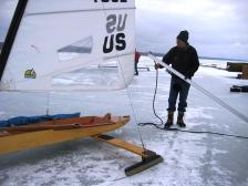 Ice boats - RichardWollam