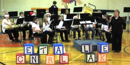 Central Lake Sixth Grade Band