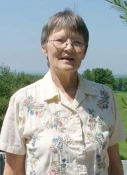 Twala Wolfe (photo courtesy of the Antrim County News)