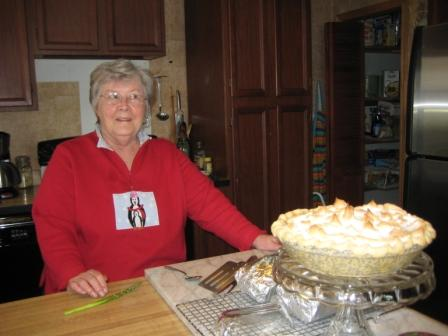 Cora Stoppert and Lemon Meringe Pie, Oh My