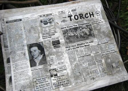 Torch - Front page