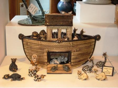 Tami Bier's new Noah's Ark