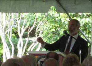 Daniel Fisher telling the inside story of Lyuba