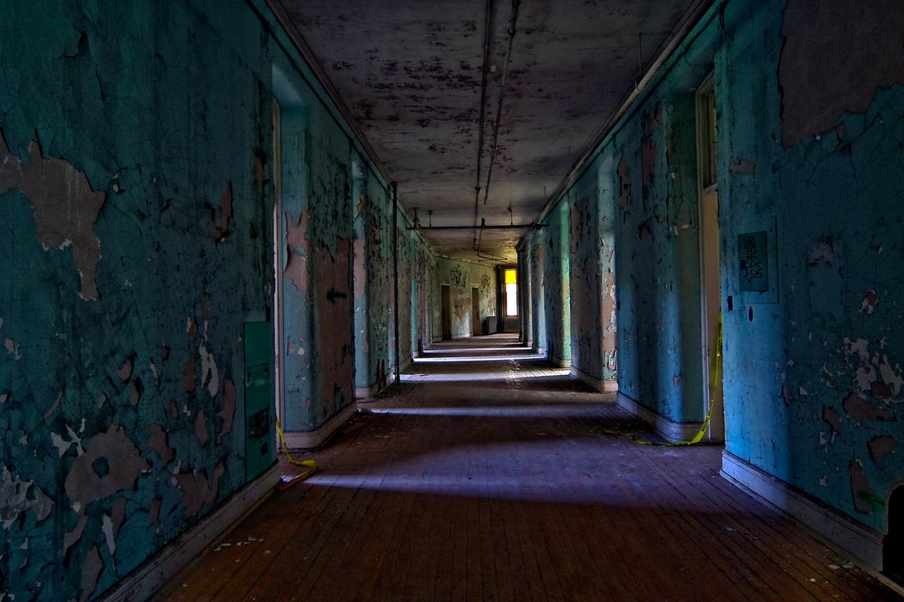 The Traverse City State Hospital Tours