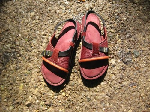 Cinderella Sandals