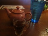 Tea at Zakey's