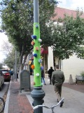 Whimsical streetlamps