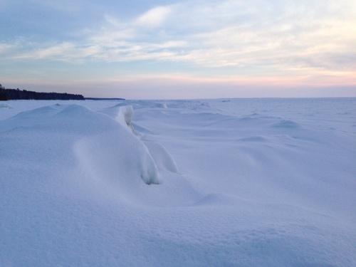 Grand Traverse Bay sunrise 2 - Bruce Laidlaw