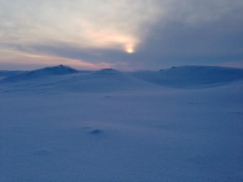 Sunrise over Grand Traverse Bay - Bruce Laidlaw