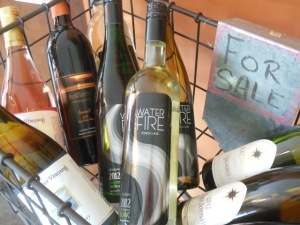 Water Fire wines