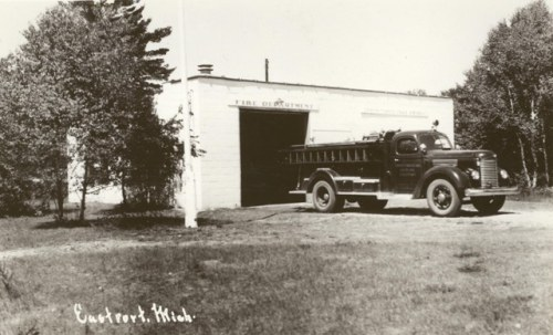 Eastport Fire Department c 1948
