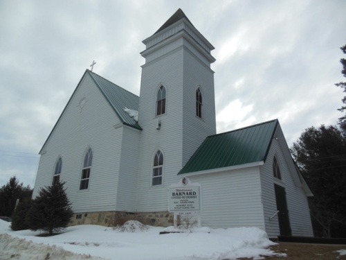 United Methodist Church - Barnard