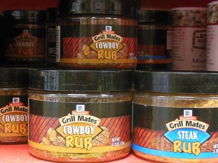 Cowboy Rub