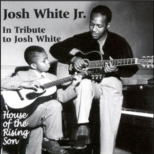 Josh White Jr. - House of the Rising Son