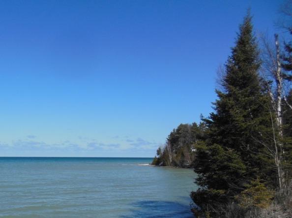 Ice-free Bay